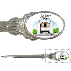 San Francisco Trolley California Bear Letter Openers by allthingseveryday