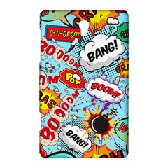 Comic Pattern Samsung Galaxy Tab S (8 4 ) Hardshell Case  by allthingseveryday