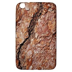 Tree Bark C Samsung Galaxy Tab 3 (8 ) T3100 Hardshell Case  by MoreColorsinLife