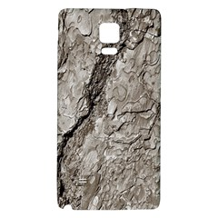 Tree Bark A Galaxy Note 4 Back Case by MoreColorsinLife