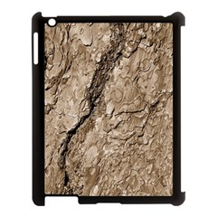Tree Bark B Apple Ipad 3/4 Case (black) by MoreColorsinLife