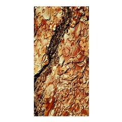 Tree Bark D Shower Curtain 36  X 72  (stall)  by MoreColorsinLife