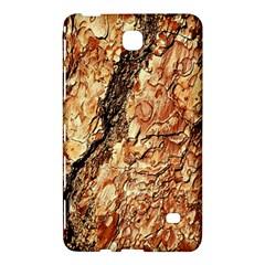 Tree Bark D Samsung Galaxy Tab 4 (7 ) Hardshell Case  by MoreColorsinLife