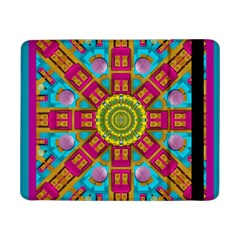 Sunny And Bohemian Sun Shines In Colors Samsung Galaxy Tab Pro 8 4  Flip Case by pepitasart
