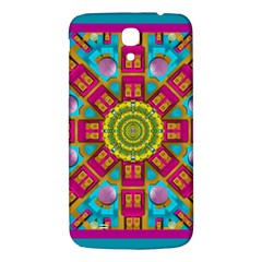 Sunny And Bohemian Sun Shines In Colors Samsung Galaxy Mega I9200 Hardshell Back Case by pepitasart