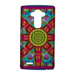 Sunny And Bohemian Sun Shines In Colors Lg G4 Hardshell Case by pepitasart