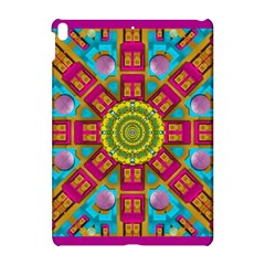 Sunny And Bohemian Sun Shines In Colors Apple Ipad Pro 10 5   Hardshell Case by pepitasart