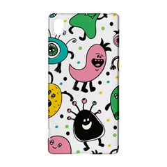 Cute And Fun Monsters Pattern Sony Xperia Z3+ by allthingseveryday