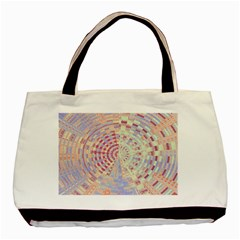 Gateway To Thelight Pattern  Basic Tote Bag (two Sides) by Cveti