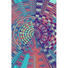 Gateway To Thelight Pattern 4 5 5  X 8 5  Notebooks by Cveti
