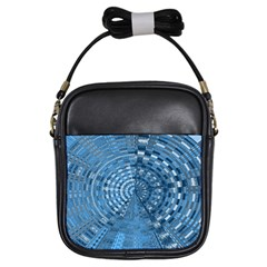 Gateway To Thelight Pattern 5 Girls Sling Bags by Cveti