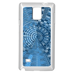 Gateway To Thelight Pattern 5 Samsung Galaxy Note 4 Case (white) by Cveti