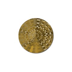 Gatway To Thelight Pattern 4 Golf Ball Marker by Cveti