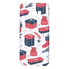 Christmas Gift Sketch Samsung Galaxy S8 Plus Hardshell Case  by patternstudio