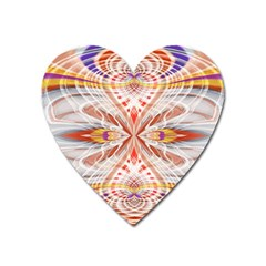 Heart   Reflection   Energy Heart Magnet by Cveti