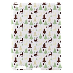 Reindeer Tree Forest Apple Ipad 3/4 Hardshell Case (compatible With Smart Cover) by patternstudio