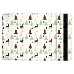 Reindeer Tree Forest Ipad Air Flip by patternstudio