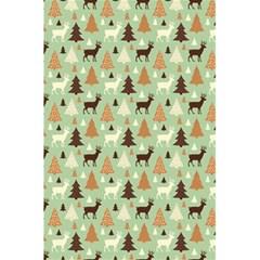 Reindeer Tree Forest Art 5 5  X 8 5  Notebooks by patternstudio