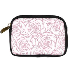 Pink Peonies Digital Camera Cases by 8fugoso