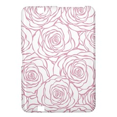 Pink Peonies Kindle Fire Hd 8 9  by 8fugoso