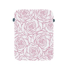 Pink Peonies Apple Ipad 2/3/4 Protective Soft Cases by 8fugoso
