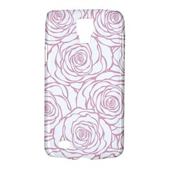 Pink Peonies Galaxy S4 Active by 8fugoso