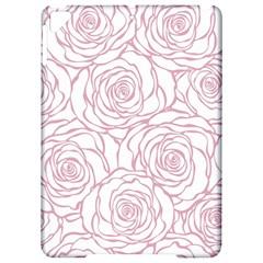 Pink Peonies Apple Ipad Pro 9 7   Hardshell Case by 8fugoso