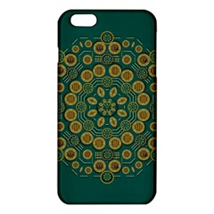 Snow Flower In A Calm Place Of Eternity And Peace Iphone 6 Plus/6s Plus Tpu Case