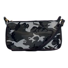 Camouflage Pattern Disguise Army Shoulder Clutch Bags by Celenk
