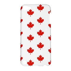 Maple Leaf Canada Emblem Country Apple Ipod Touch 5 Hardshell Case by Celenk
