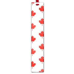 Maple Leaf Canada Emblem Country Large Book Marks by Celenk