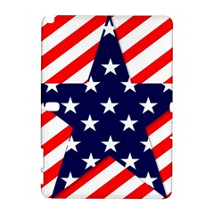 Patriotic Usa Stars Stripes Red Galaxy Note 1 by Celenk