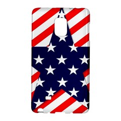 Patriotic Usa Stars Stripes Red Galaxy Note Edge by Celenk
