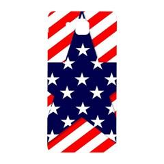 Patriotic Usa Stars Stripes Red Samsung Galaxy Alpha Hardshell Back Case