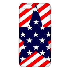 Patriotic Usa Stars Stripes Red iPhone 6 Plus/6S Plus TPU Case