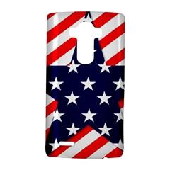 Patriotic Usa Stars Stripes Red LG G4 Hardshell Case