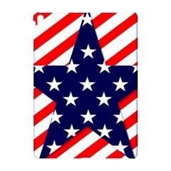 Patriotic Usa Stars Stripes Red Apple iPad Pro 10.5   Hardshell Case