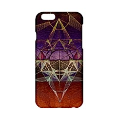 Cube Of Metatrone Diamond Apple Iphone 6/6s Hardshell Case by Cveti