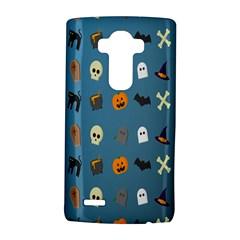 Halloween Cats Pumpkin Pattern Bat Lg G4 Hardshell Case by Celenk