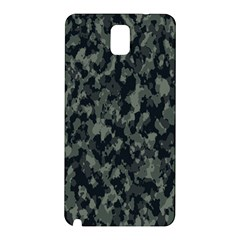 Camouflage Tarn Military Texture Samsung Galaxy Note 3 N9005 Hardshell Back Case by Celenk
