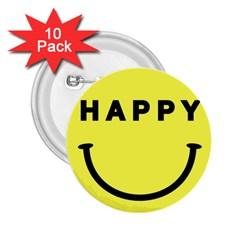9e669010 8325 4bb4 B08e Faf7ca5b01e1 2 25  Buttons (10 Pack)  by MERCH90