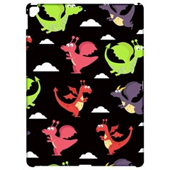Cute Flying Dragons Apple Ipad Pro 12 9   Hardshell Case by allthingseveryday