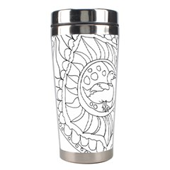 Heart Love Valentines Day Stainless Steel Travel Tumblers by Celenk