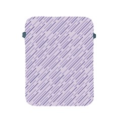 Halloween Lilac Paper Pattern Apple Ipad 2/3/4 Protective Soft Cases by Celenk