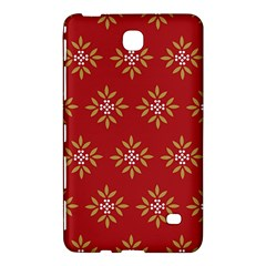 Pattern Background Holiday Samsung Galaxy Tab 4 (8 ) Hardshell Case  by Celenk