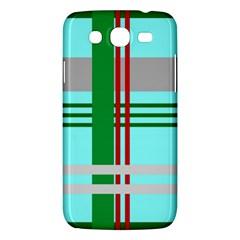 Christmas Plaid Backgrounds Plaid Samsung Galaxy Mega 5 8 I9152 Hardshell Case  by Celenk