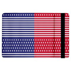 American Flag Patriot Red White Ipad Air Flip by Celenk