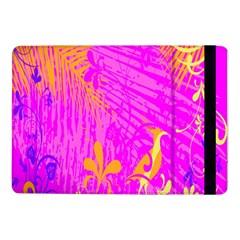 Spring Tropical Floral Palm Bird Samsung Galaxy Tab Pro 10 1  Flip Case by Celenk