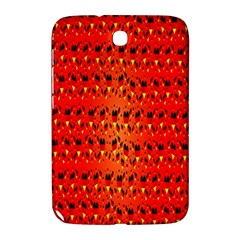 Texture Banner Hearts Flag Germany Samsung Galaxy Note 8 0 N5100 Hardshell Case  by Celenk