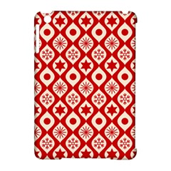 Ornate Christmas Decor Pattern Apple Ipad Mini Hardshell Case (compatible With Smart Cover) by patternstudio